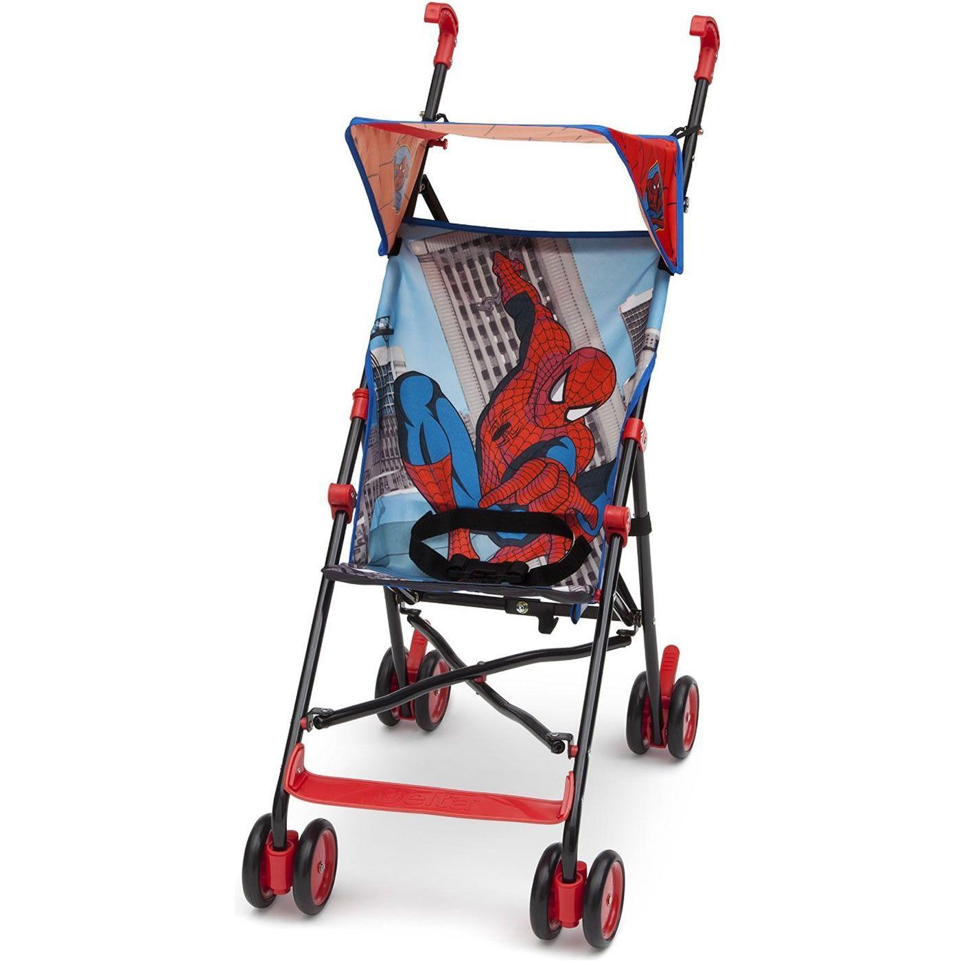 Delta Children SpiderMan Umbrella Stroller Umbrella