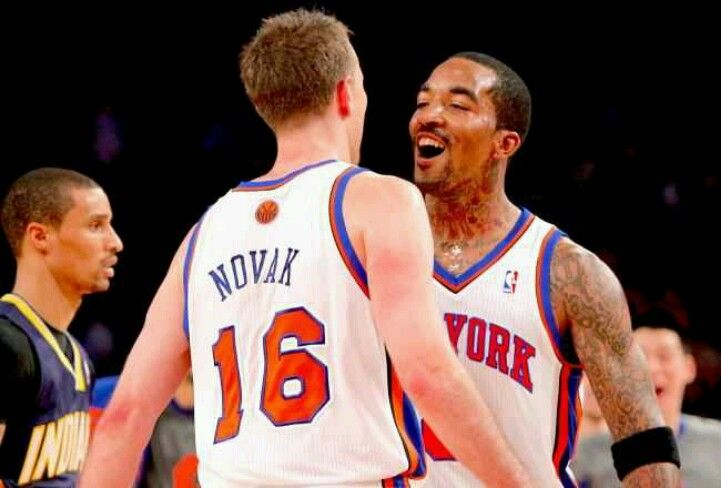 Novak.. Smith .. NY Knicks
