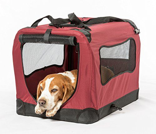 2PET Foldable Dog Crate - Soft, Easy to Fold & Carry Dog ... https ...