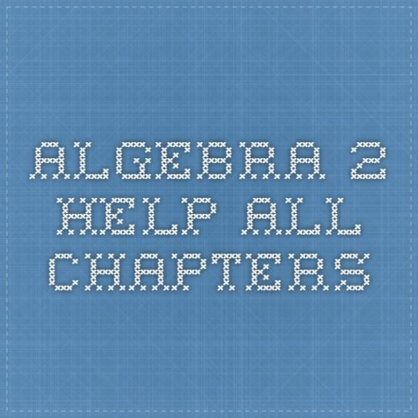 Free algebra homework help step by step