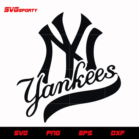 New York Yankees Live Life Love Svg Mlb Svg Eps Dxf Png Digital File In 2020 New York Yankees Logo Yankees Logo Ny Yankees Logo