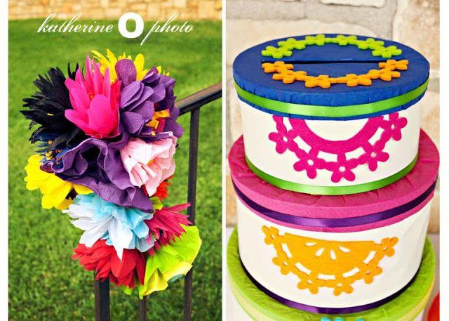 Flores Para Sillas Tiffany Ceremonia Caja De Dinero Bodas