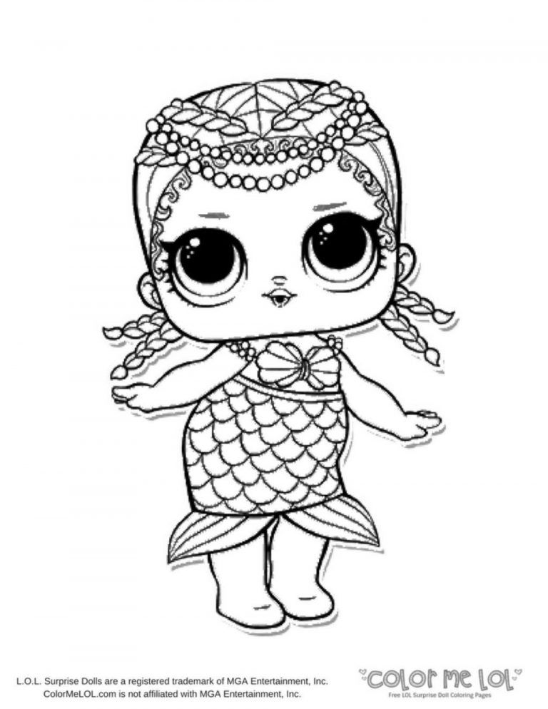 Lol Coloring Pages Lol Surprise Doll Snow Angel Coloring Page Free Printable Coloring Albanysinsanity Com Mermaid Coloring Pages Unicorn Coloring Pages Cartoon Coloring Pages