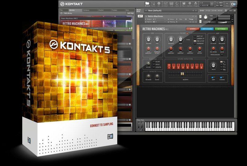 native instruments kontakt 4 mac download
