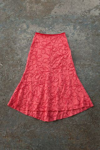 Our Mid-Length Skirt is hand stitched in 100% organic medium-weight ...