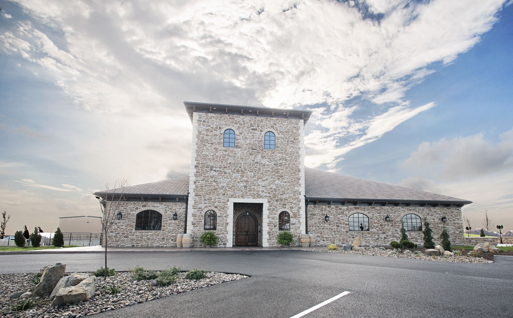 Folino Estate Vineyard Winery Restaurant Event Venue