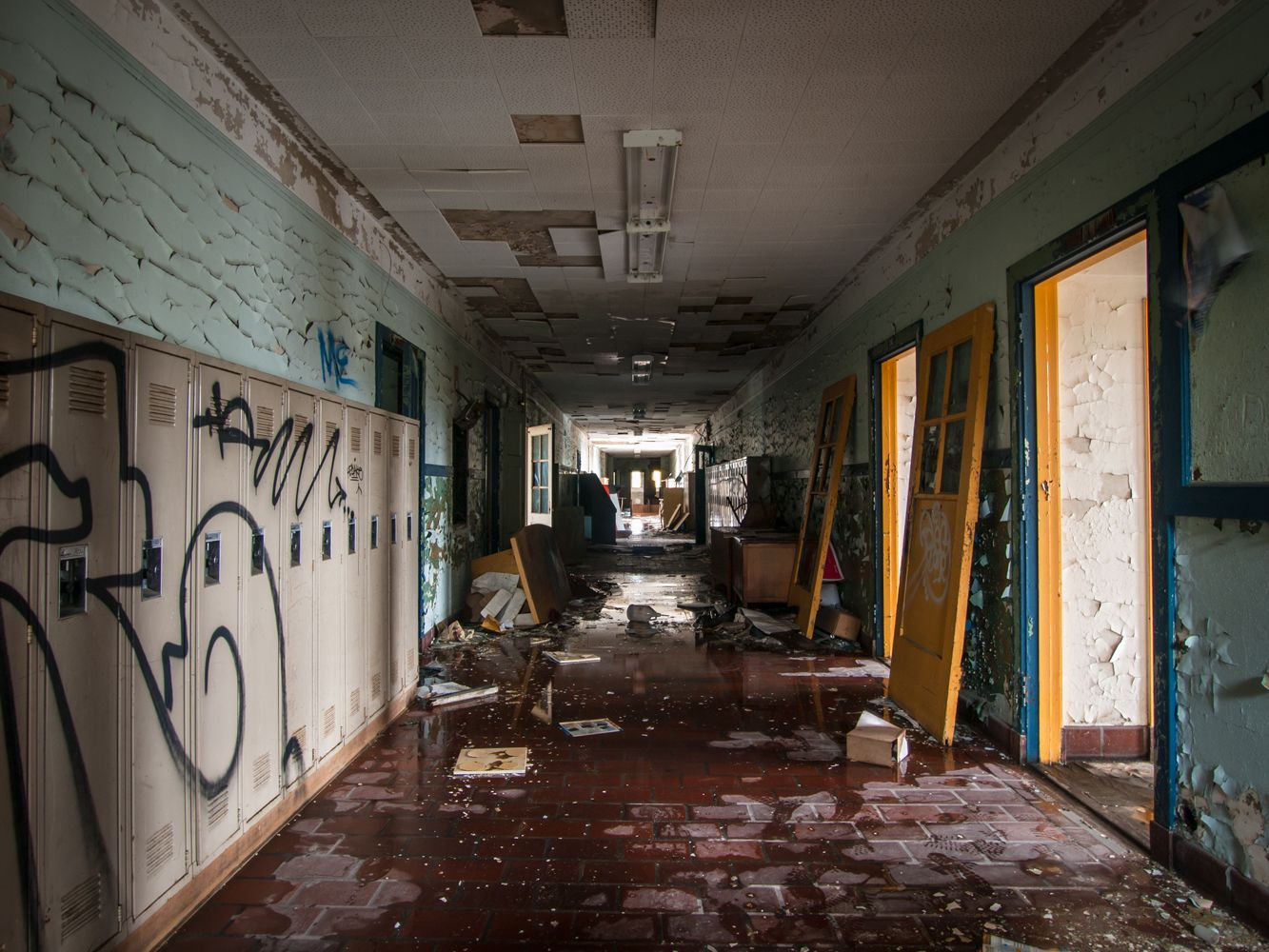 Abandoned schools cleveland ohio Architectural Afterlife