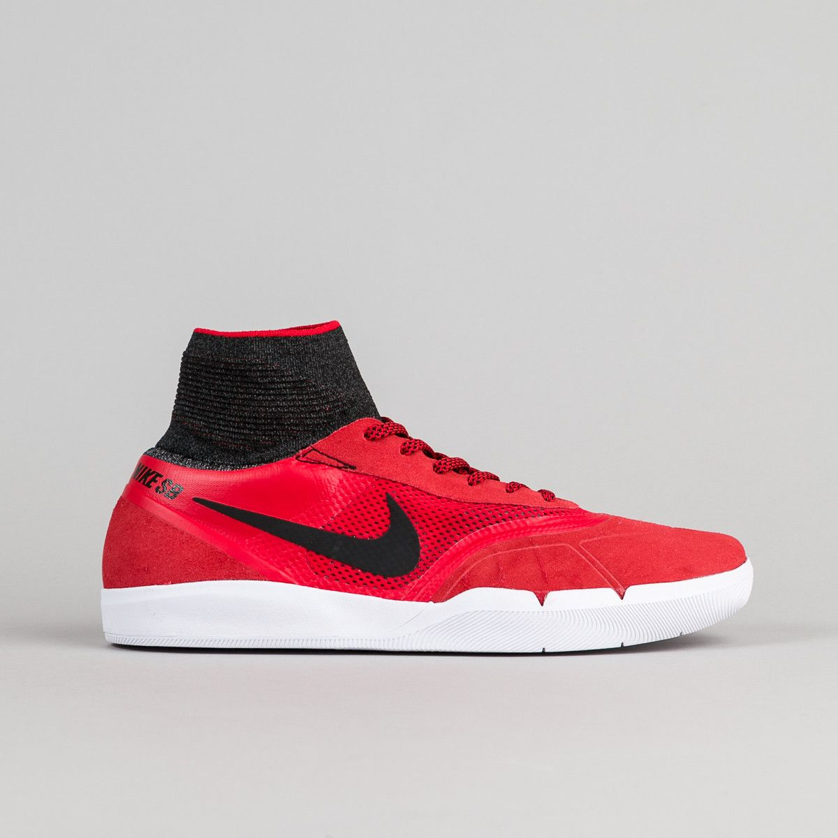 Nike SB Koston 3 Hyperfeel Shoes - University Red   Black - White ... d1e4c1f56e