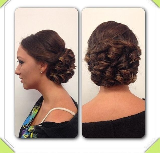 Updo Sweet 16 Bridal Updo Pinterest Sweet 16 Updos And Sweet