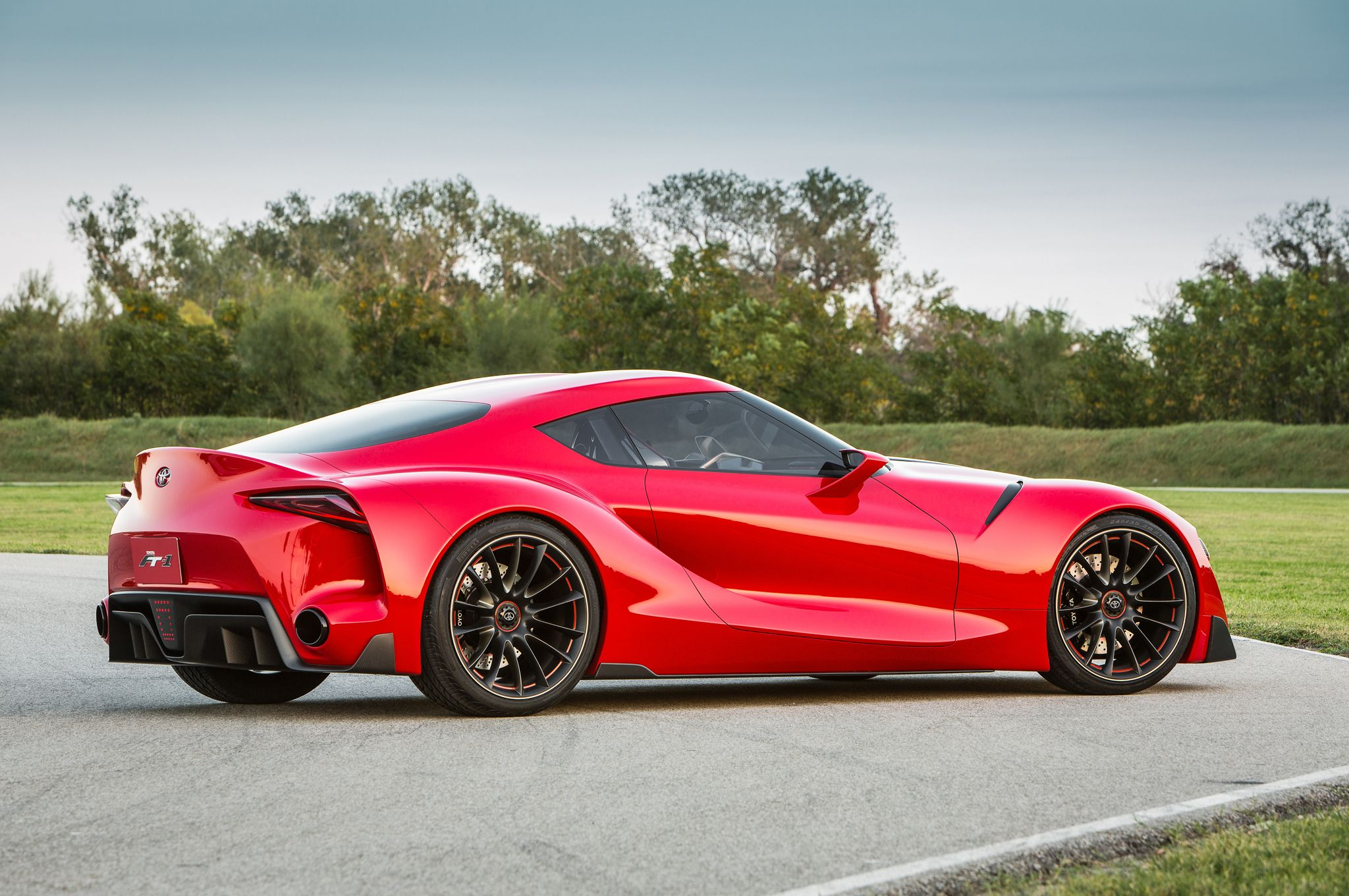 Toyota FT-1 Wallpapers | 2017 2018 Toyota Supra Forum FT-1 Concept