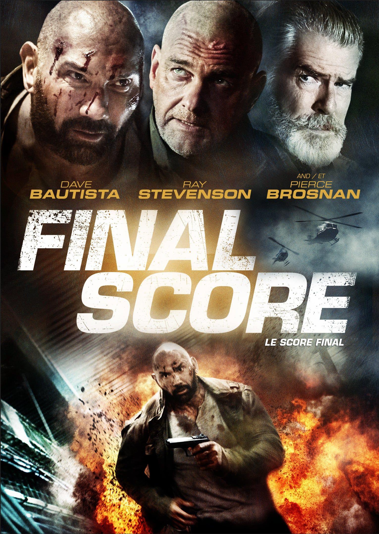 Final Score Film Completo in Italiano HD Action movies