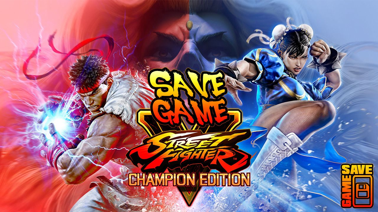 Street Fighter V Champion Edition 100 Save Game For Pc Right