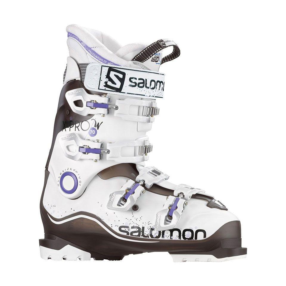 Salomon X Pro 70 Ski Boot Women S Ladies Ski Boots Ski Boots Womens Boots