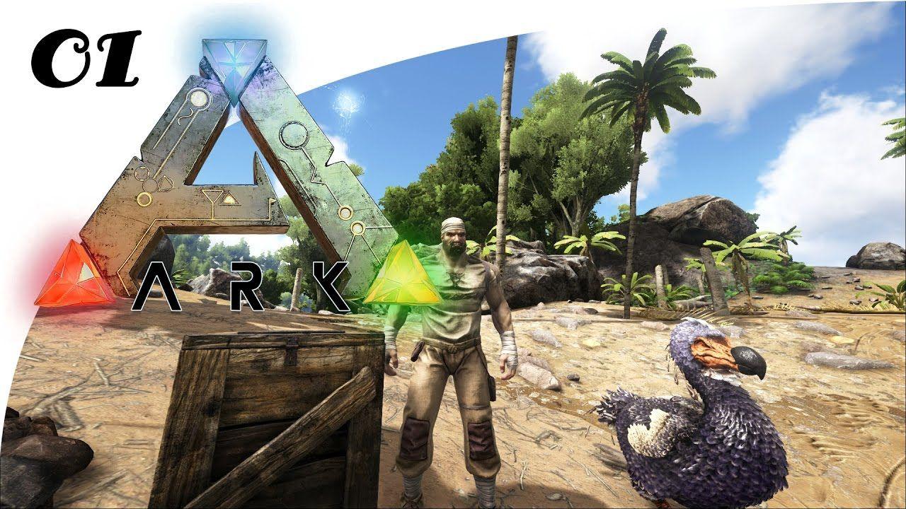 Ep 1 Getting Around Ark Survival Evolved Ark Survival Evolved Survival Ark