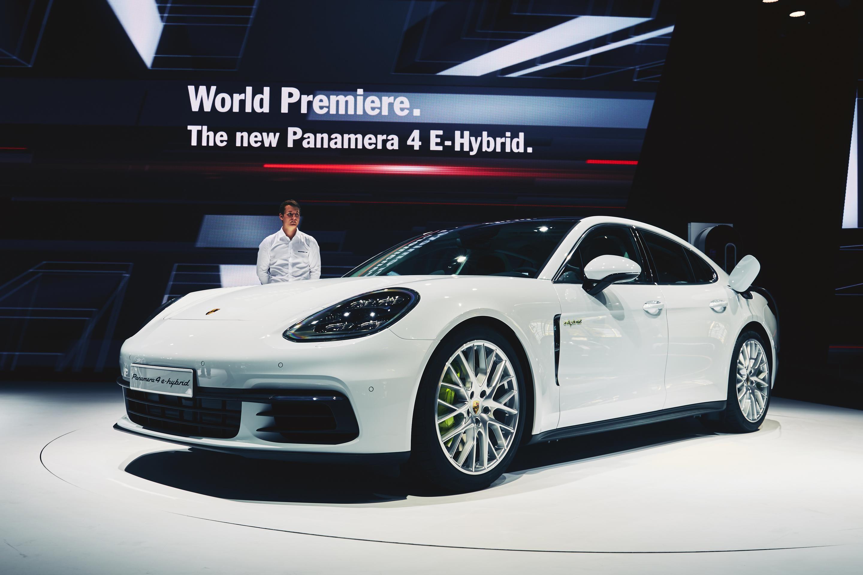 2017 Porsche Panamera 4 E Hybrid 2017my Hybrid Panamera Porsche Segment S German Brands Porsche Panamera Porsche Porsche Panamera 4