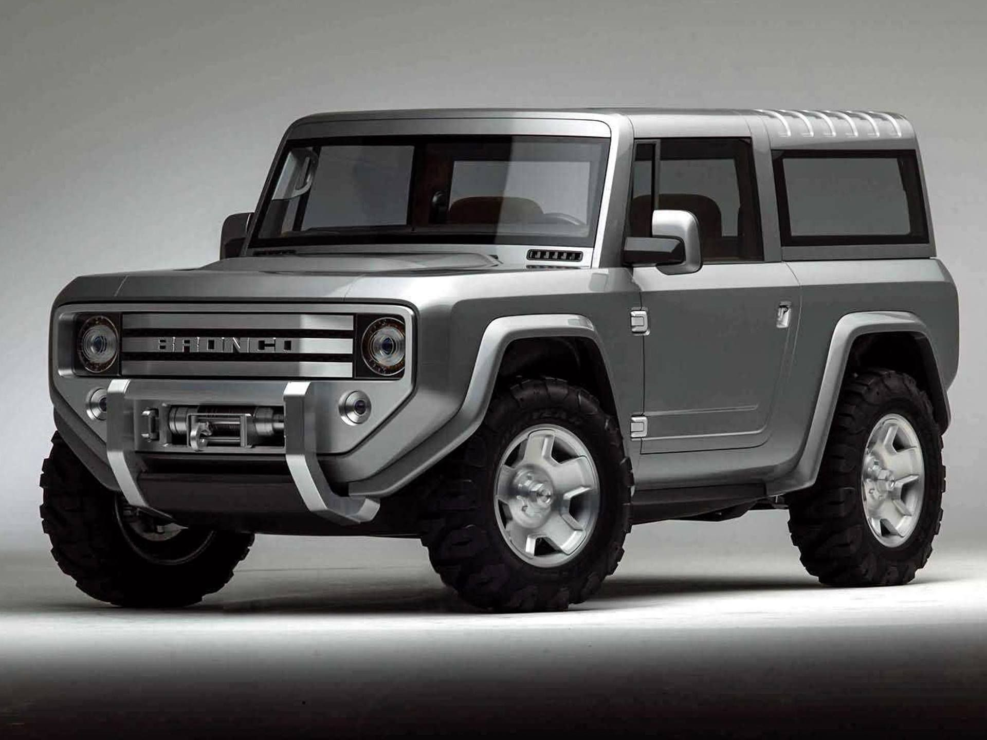 The Real Reason Why A Ford Bronco Concept Is In Dwayne Johnson S New Movie Rampage Hagerty Articles Ford Bronco Ford Bronco Concept Bronco