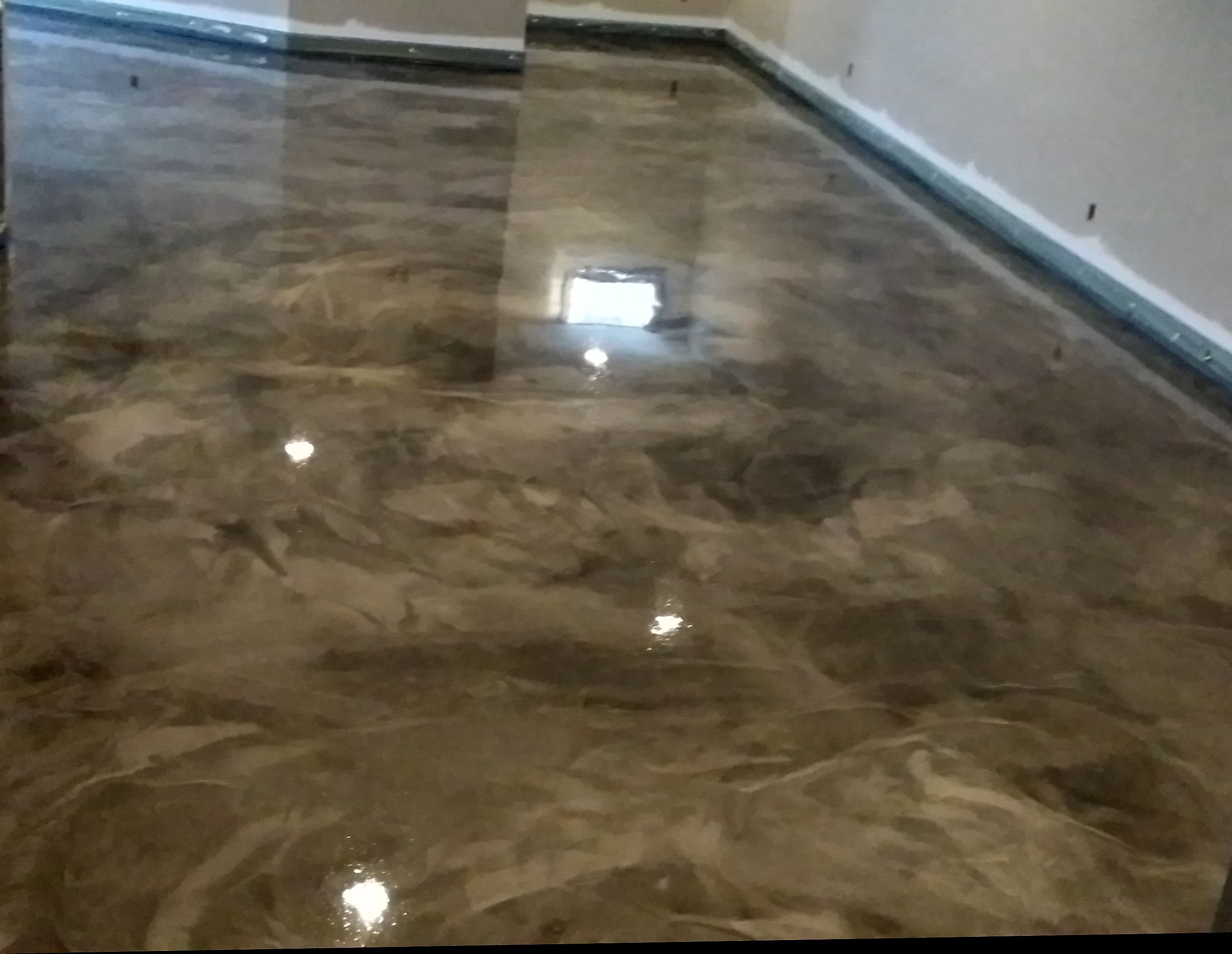 Epoxy flooring design premier concrete coatings creative