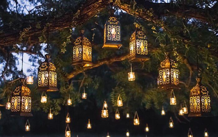 Garden Of The Night Hage Inspirasjon Hus