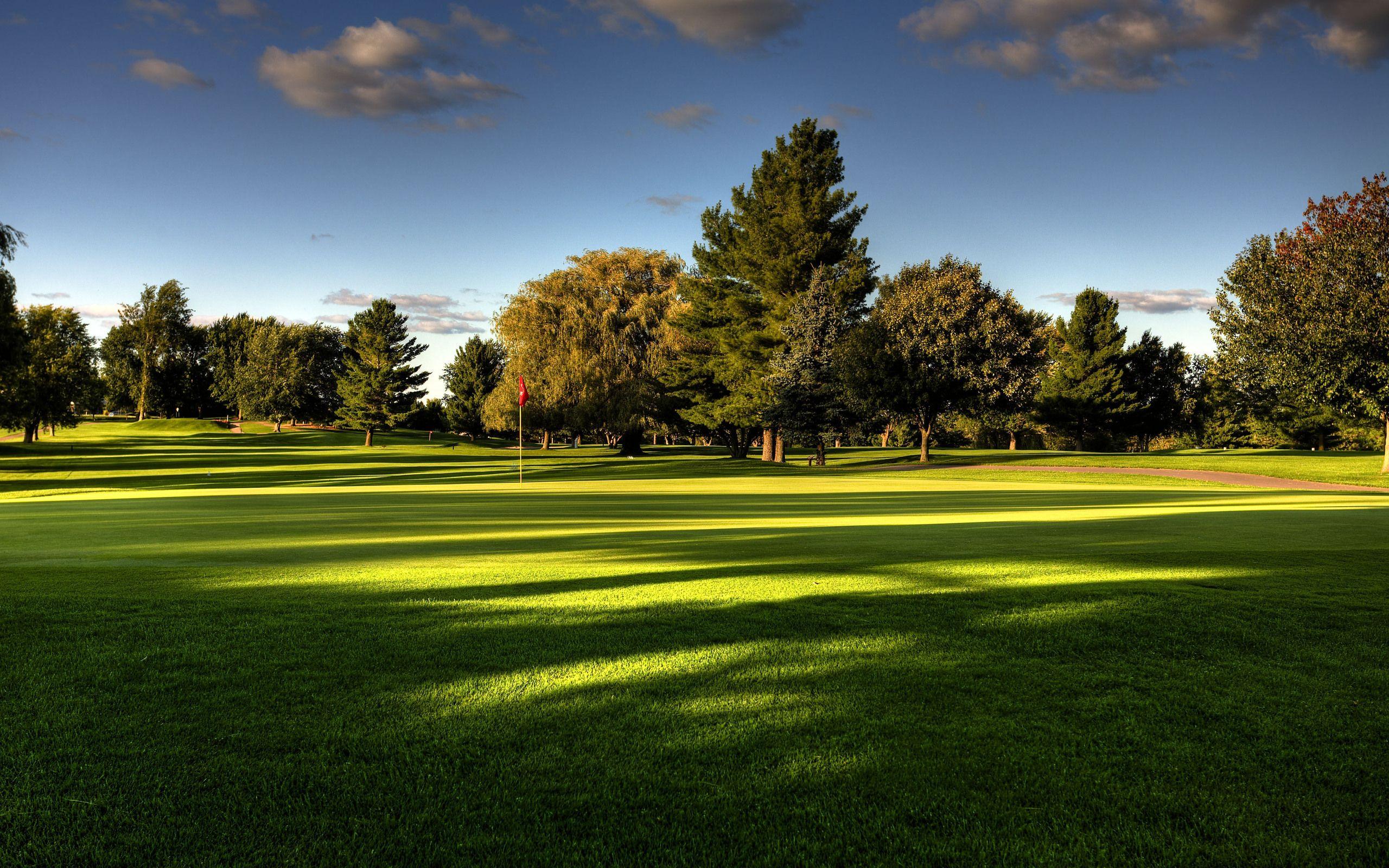Free Scenic Desktop Wallpaper Golf bilder, Bilder