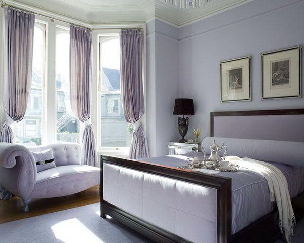 Paint Colors For Bedroom Lavender Room Lilac Colour Black