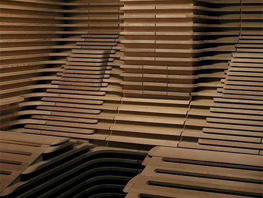 Biorhythm Sauna Sauna/Homespa Pinterest Saunas, Architecture
