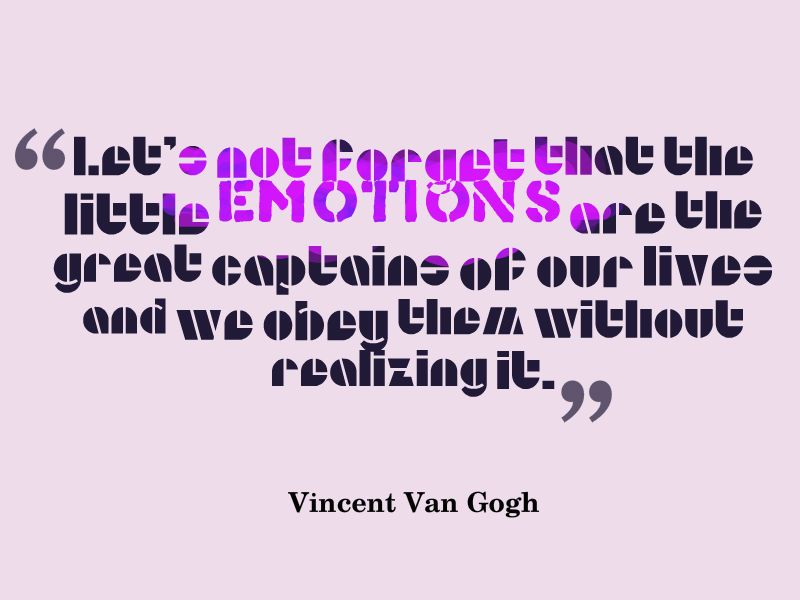 Top 12 most beautiful quotes about emotions | New beginning quotes ...
