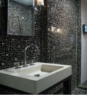 Buy Mosaic Wall Tiles India Price List Mosaic Bathroom Bathroom Wall Tile Design Modern Bathroom Tile