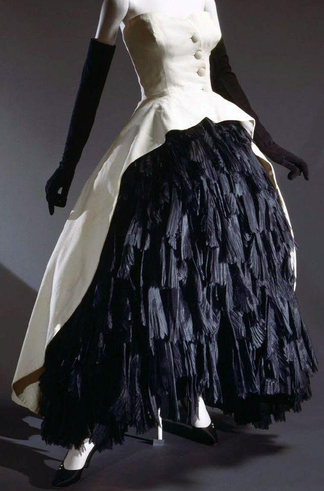 Balenciaga - Vintage - Robe de Cocktail - 1951