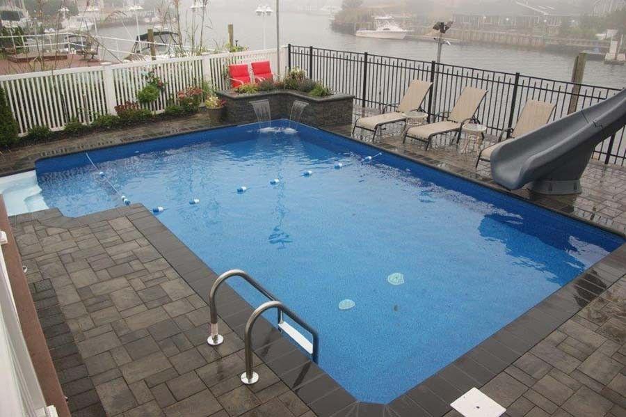 14 X 28 L Shaped Pool Google Search Pool Pool Shapes