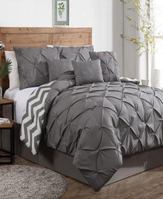 Avondale Manor Ella 7 Pc Queen Comforter Set & Reviews Bed