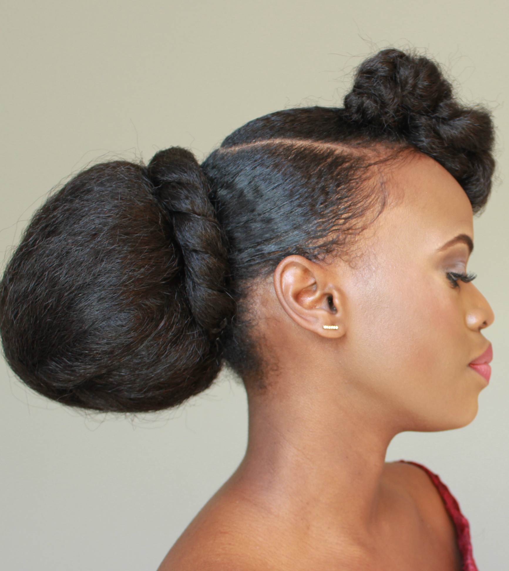 Protective styles for transitioning, natural protective ...