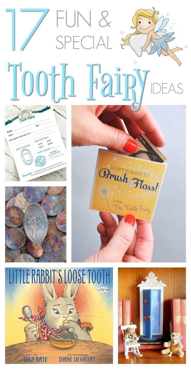 17 Fun & Special Tooth Fairy Ideas #toothfairyideas 17 Fun & Special Tooth Fairy... ,  #Fairy... #toothfairyideas