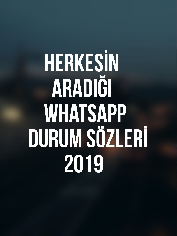 Whatsapp Durum Sozleri 2019 Ilham Verici Sozler Bilgelik Alintilari Ayrilik Sozleri