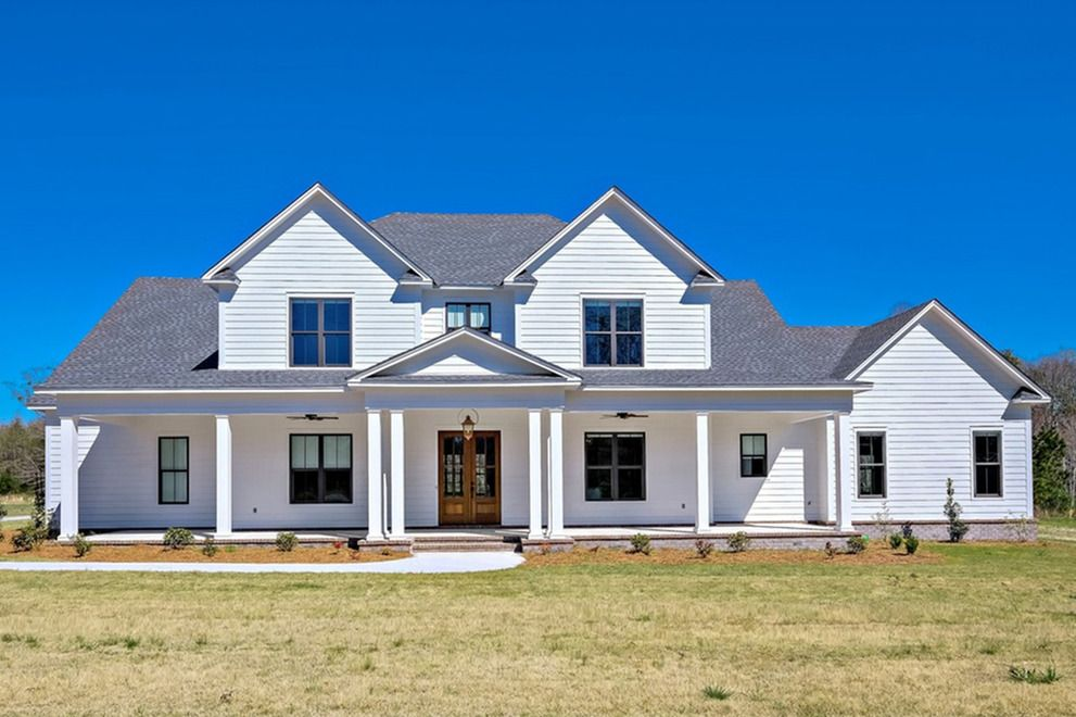 Southern Living Dreamy House Plans With Big Porches Farmhouse