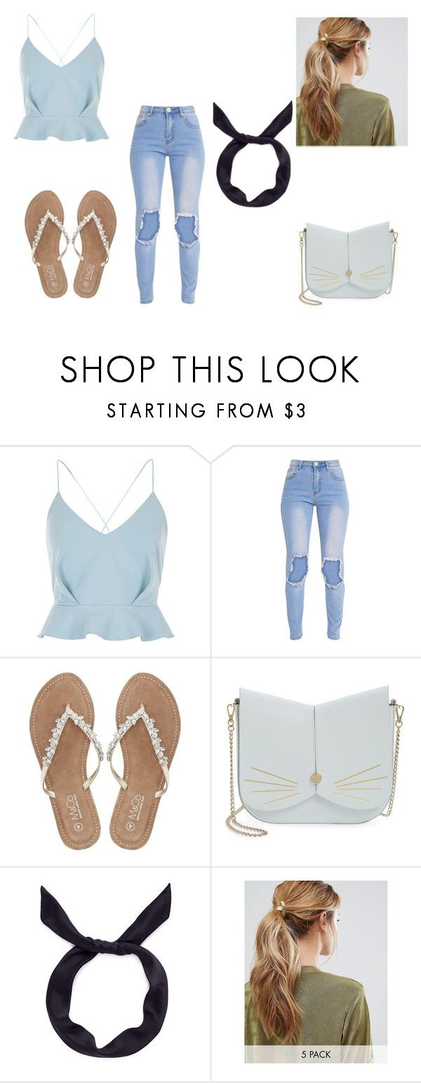 Two Can Play At That Game by holypotato on Polyvore featuring River Island, M&Co, Ted Baker, Kitsch and yunotme