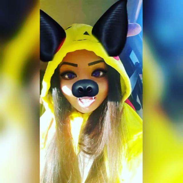 ☇Batty Pikachu ☇ Happy Halloween guys! Stay safe and get that candy  . . #pikachu #pikachukigurumi #kigurumi  #bat #pikachubat #pokemongo #pokemongo2016 #halloween #snapchat #kawaii #spooky #cute #mimikyu #mimikyu