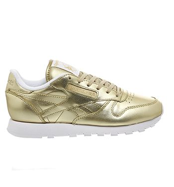 f19e7ba12a6 Reebok Classic Leather (w) Light Gold Face - Hers trainers