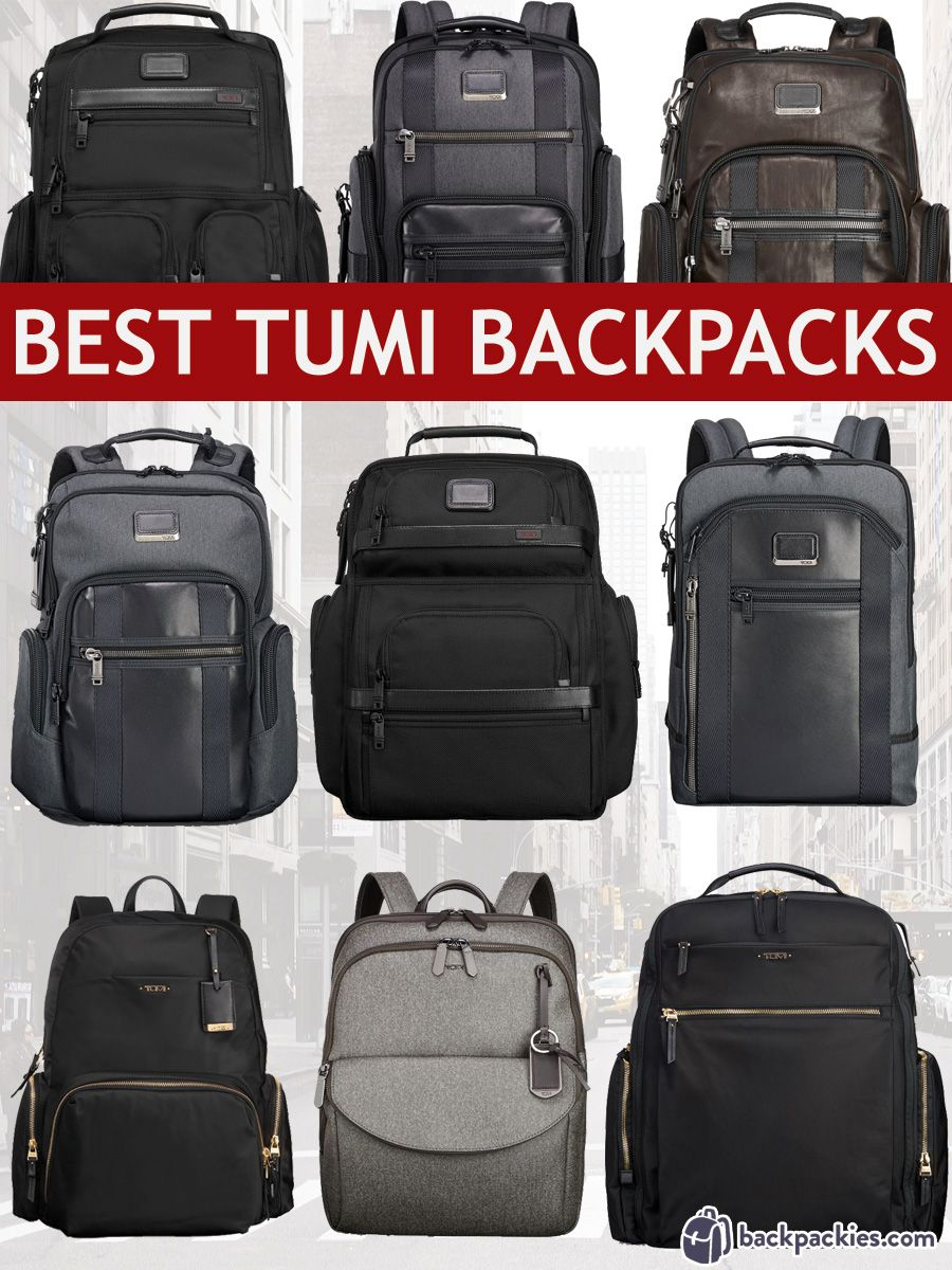 abda991fa Looking for the best Tumi backpack? We explore 9 of the best Tumi backpacks  for travel, business and laptop carry.