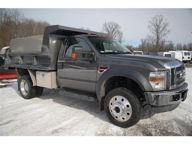 2008 Ford F 450 Xlt Dump Truck Ebay Make Offer Ford Trucks For Sale Trucks Dump Trucks