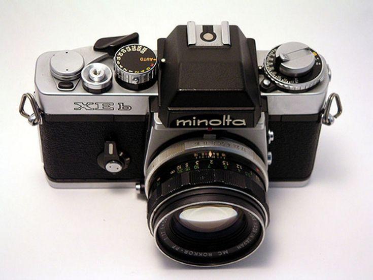 какие пленочные фотоаппараты лучше объясню