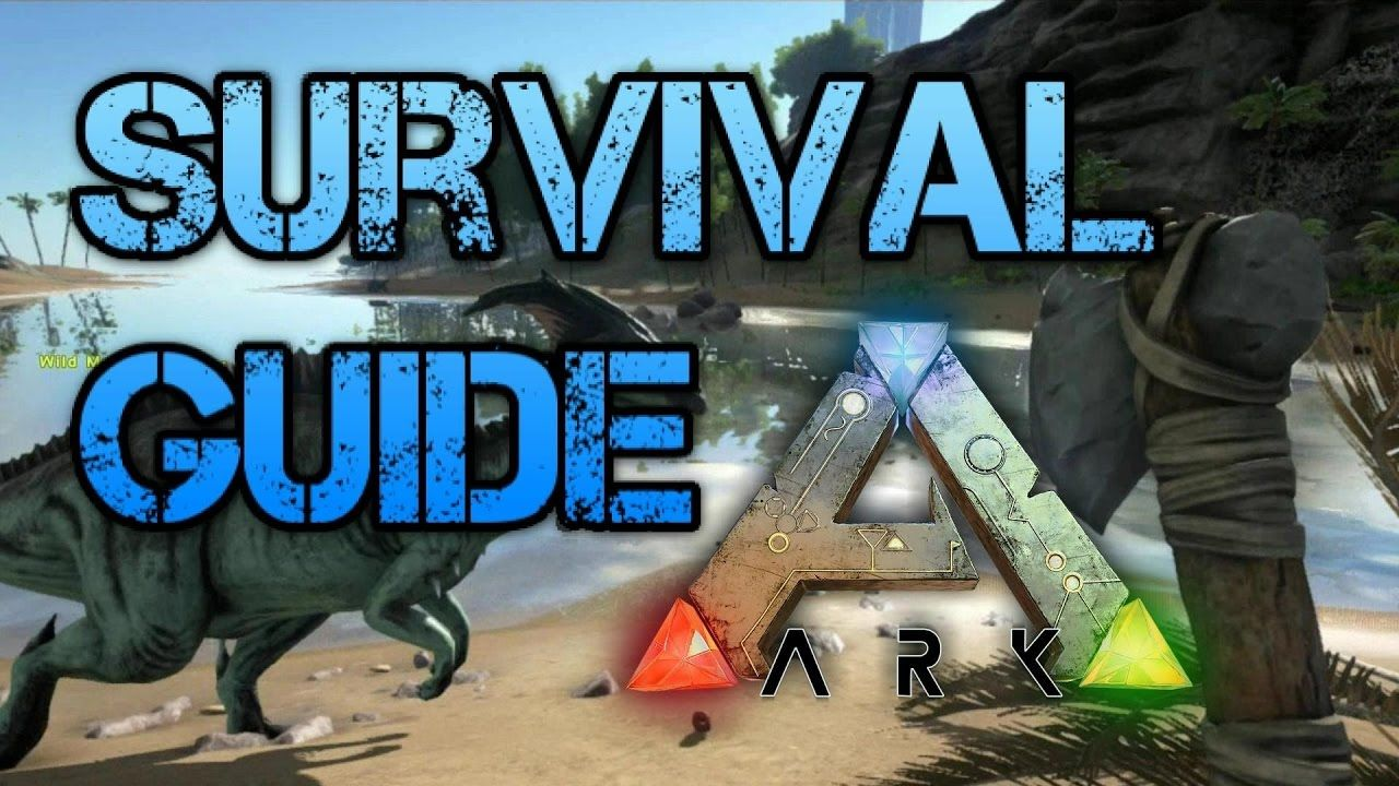 Ark survival evolved beginners guide ps4 xbox one pc recipes ark survival evolved beginners guide ps4 xbox one pc forumfinder Gallery