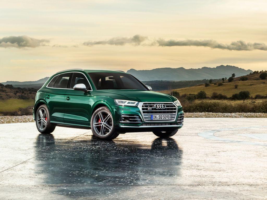 Green Compact Suv Audi Sq5 Wallpaper Hd Image Picture 50194b44 Audi 2020 Audi Audi Q5
