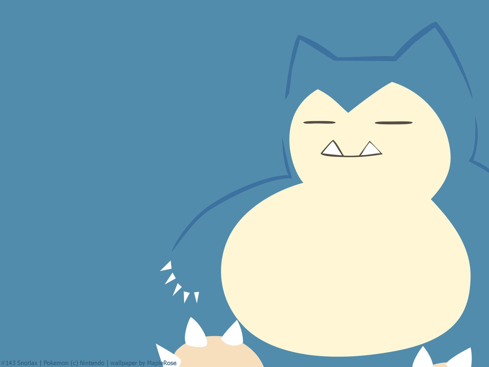 #143 Snorlax | Pokemon | Pinterest
