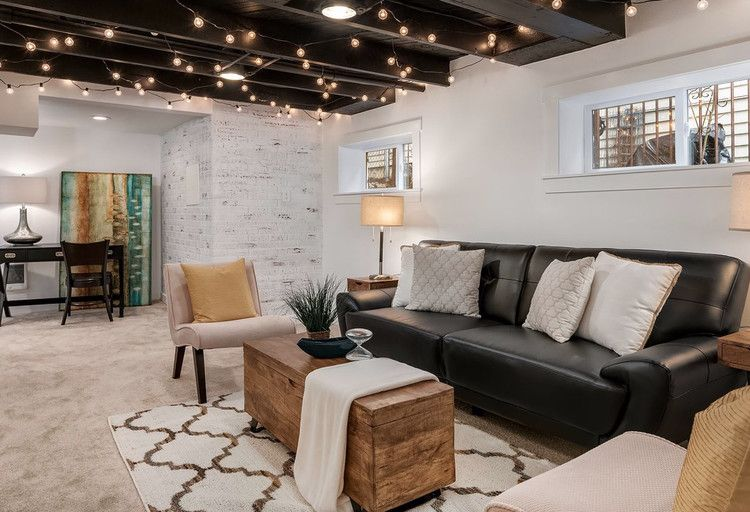 Photo of 8 Basement Lighting Ideas to Brighten Up Your Subterranean Space — Hunker