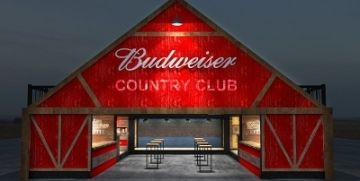 Budweiser Announces Budweiser Country Club