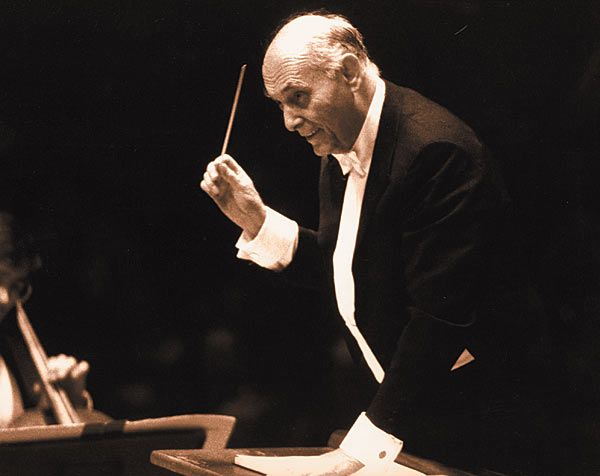 Sir Georg Solti .......... (21 October 1912 – 5 September 1997) was an orchestral and operatic conductor, best known for his appearances with opera companies in Munich, Frankfurt and London, and as a long-serving music director of the Chicago Symphony Orchestra.