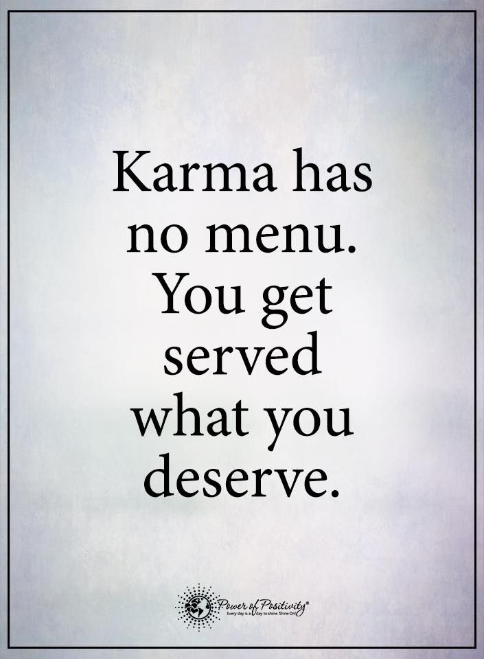 Quotes Karma Amusing Ha …  Pinteres…