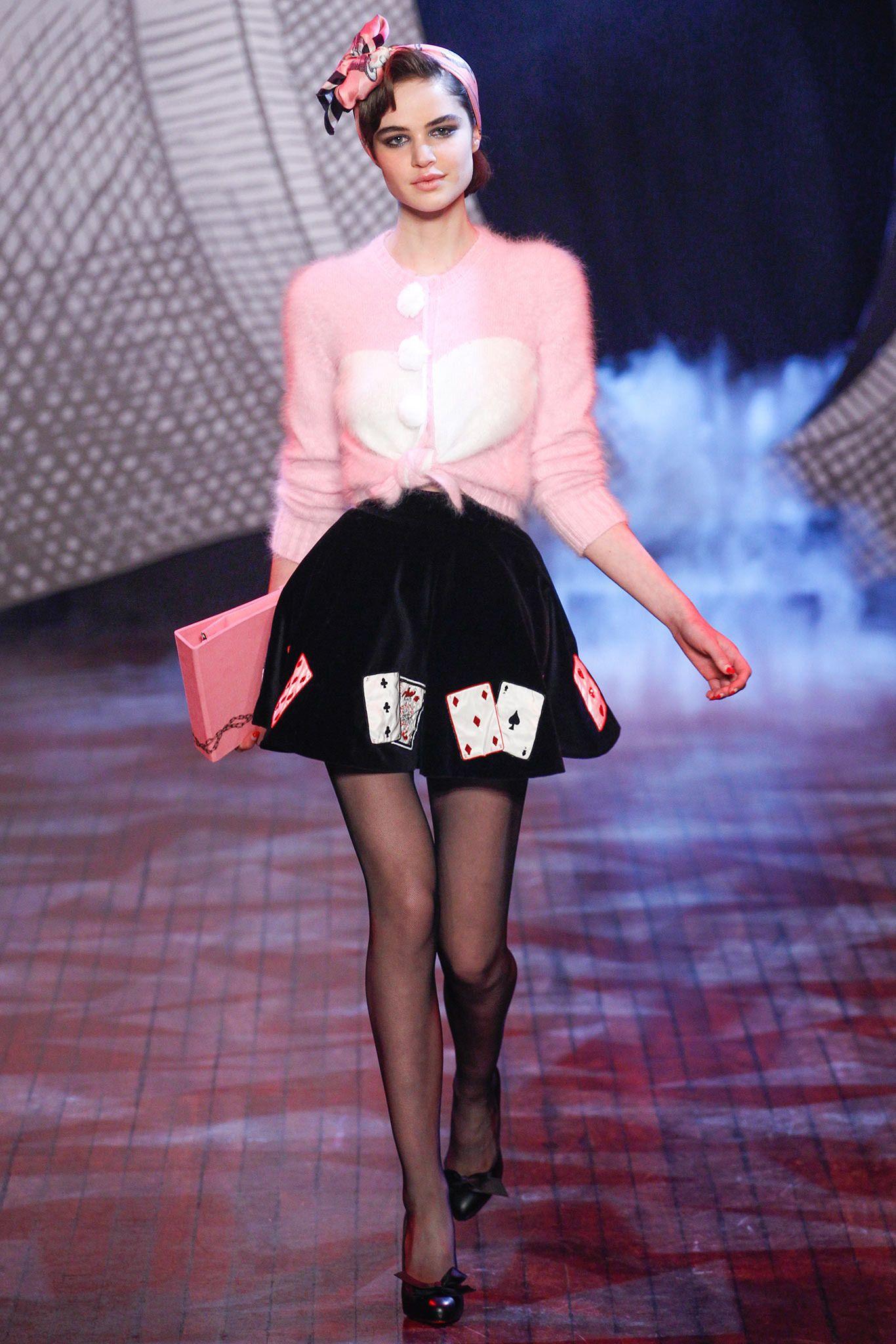 Olympia Le Tan FallWinter 2014-2015 Collection – Paris Fashion Week