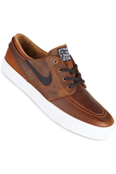 best loved a6b74 bb6a4 Nike SB Zoom Stefan Janoski Elite Schuh (ale brown black)