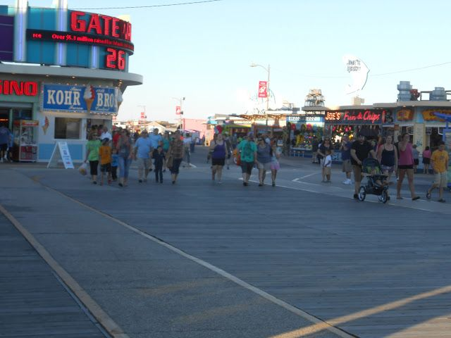The Wildwood New Jersey Boardwalk Is The Best Wildwood Wildwood